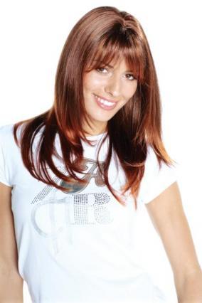 Parrucca_donna_Club_Z_in_capello_sintetico_lungo_colore_rosso_mechato