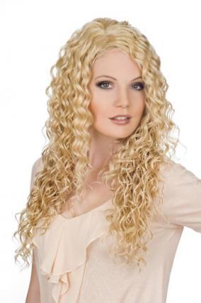 Parrucca_donna_Mannequin_Curly_in_capello_sintetico_lungo_colore_biondo_mechato_costruzione_in_tessitura
